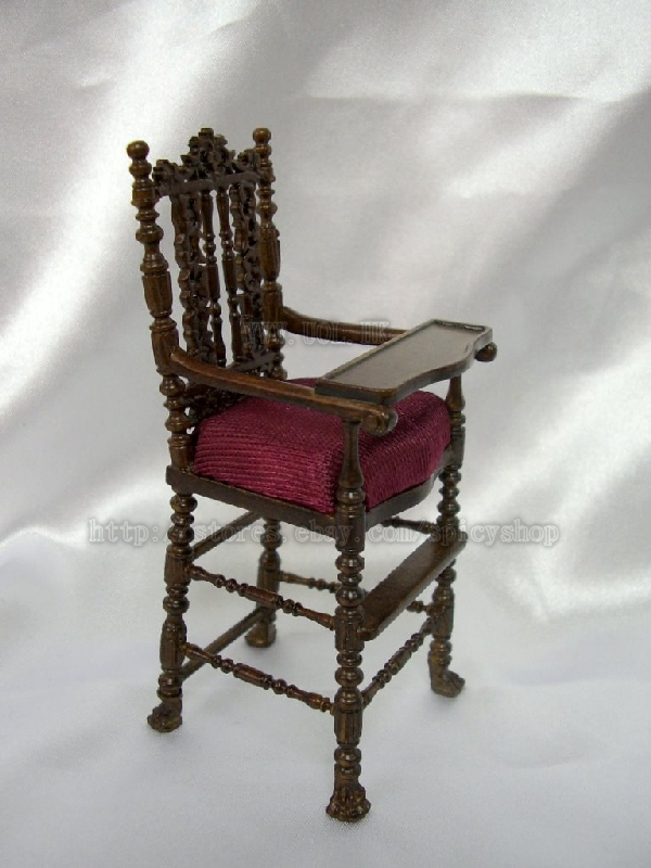Best Quality Of DollHouse High Chair