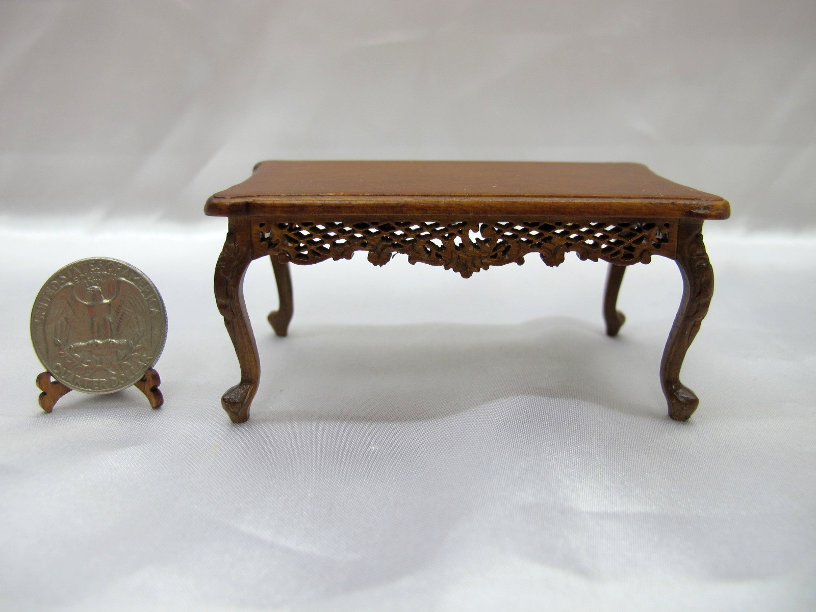 1:12 Scale Miniature Doll House Marcee Coffee Table