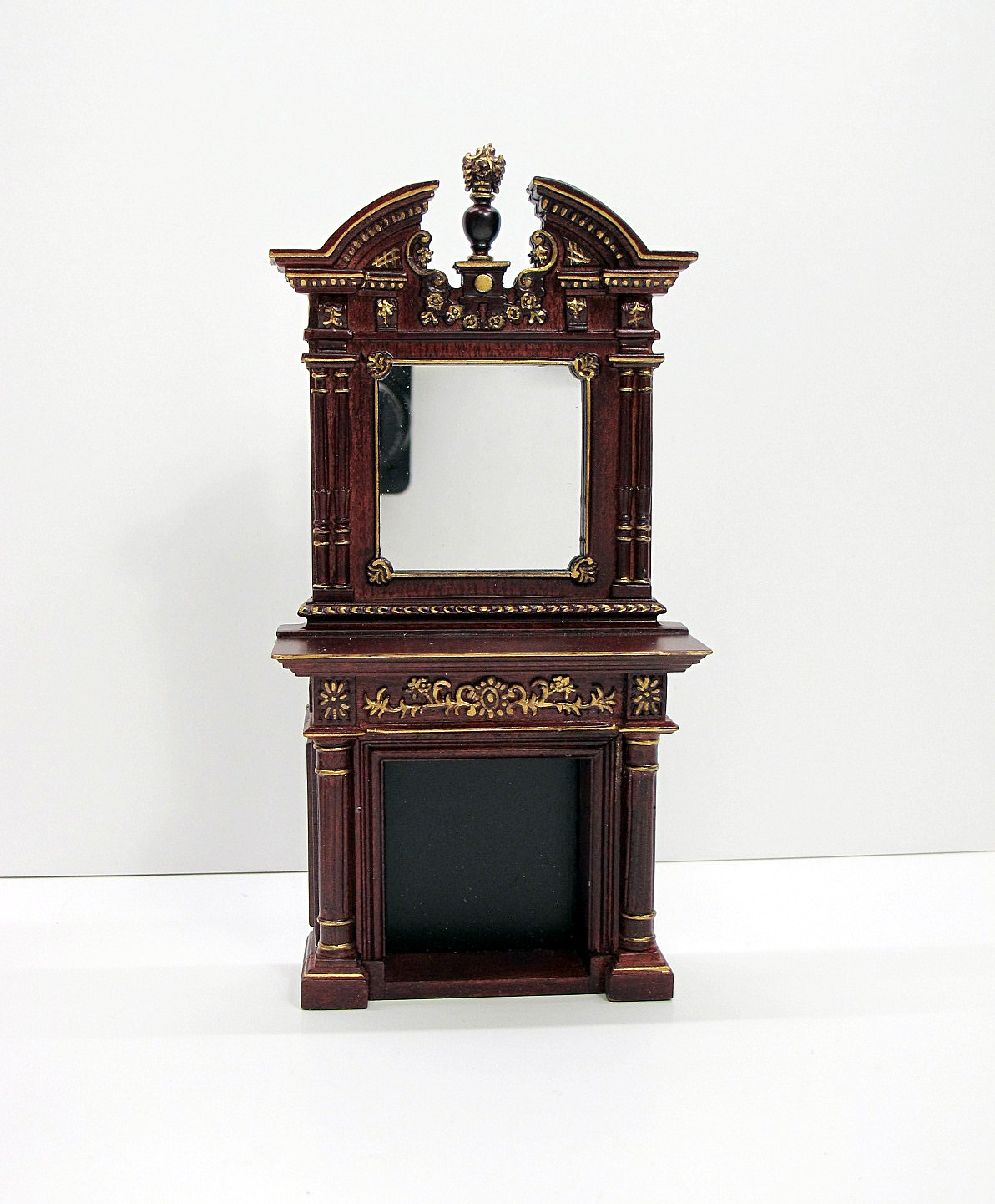 1:12th Scale Napoleon Fireplace For Doll House -MH