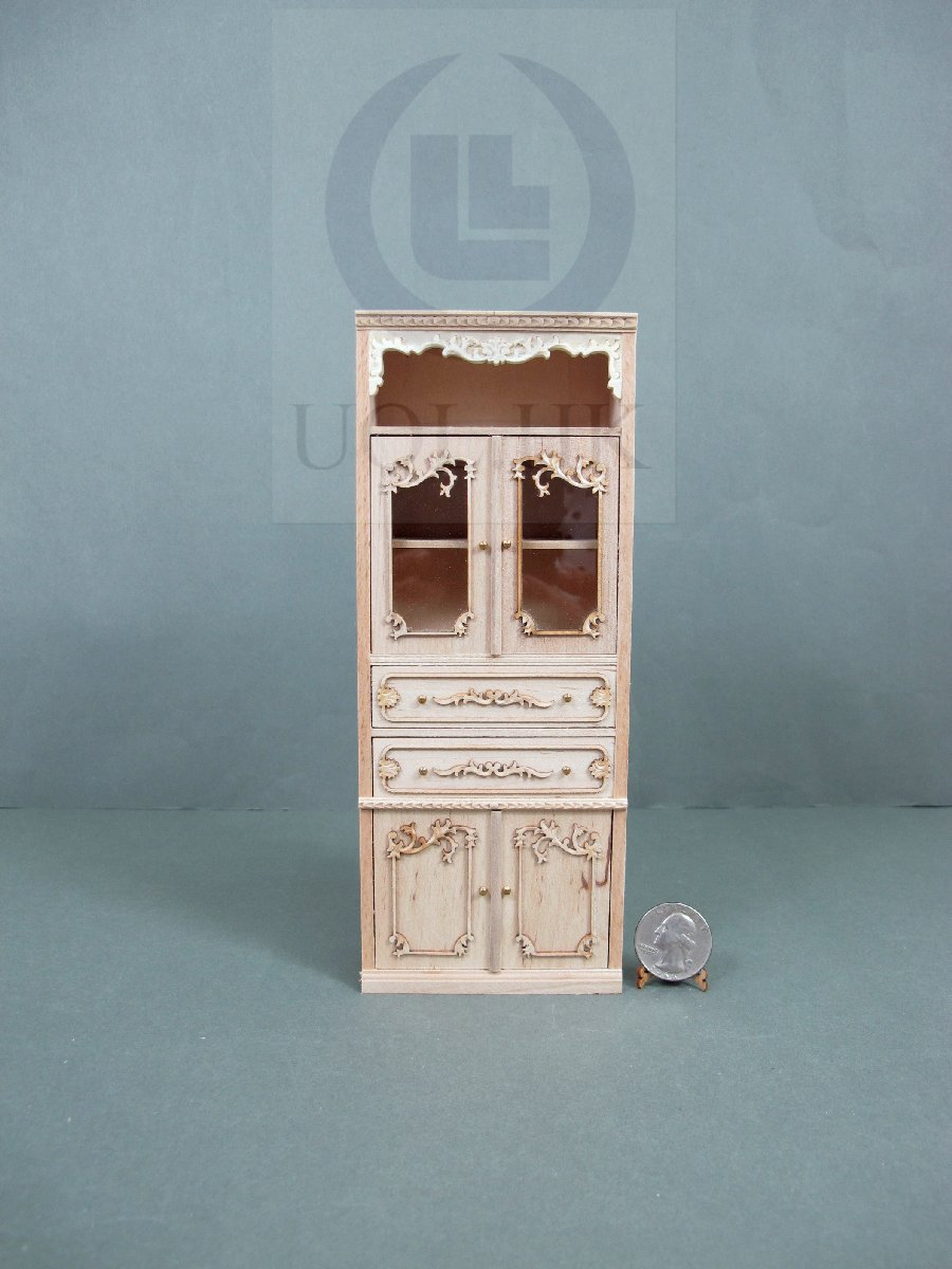 "Dollhouse Miniature 1:12 Scale The ""Adalicia Store "" Closet [UF]"