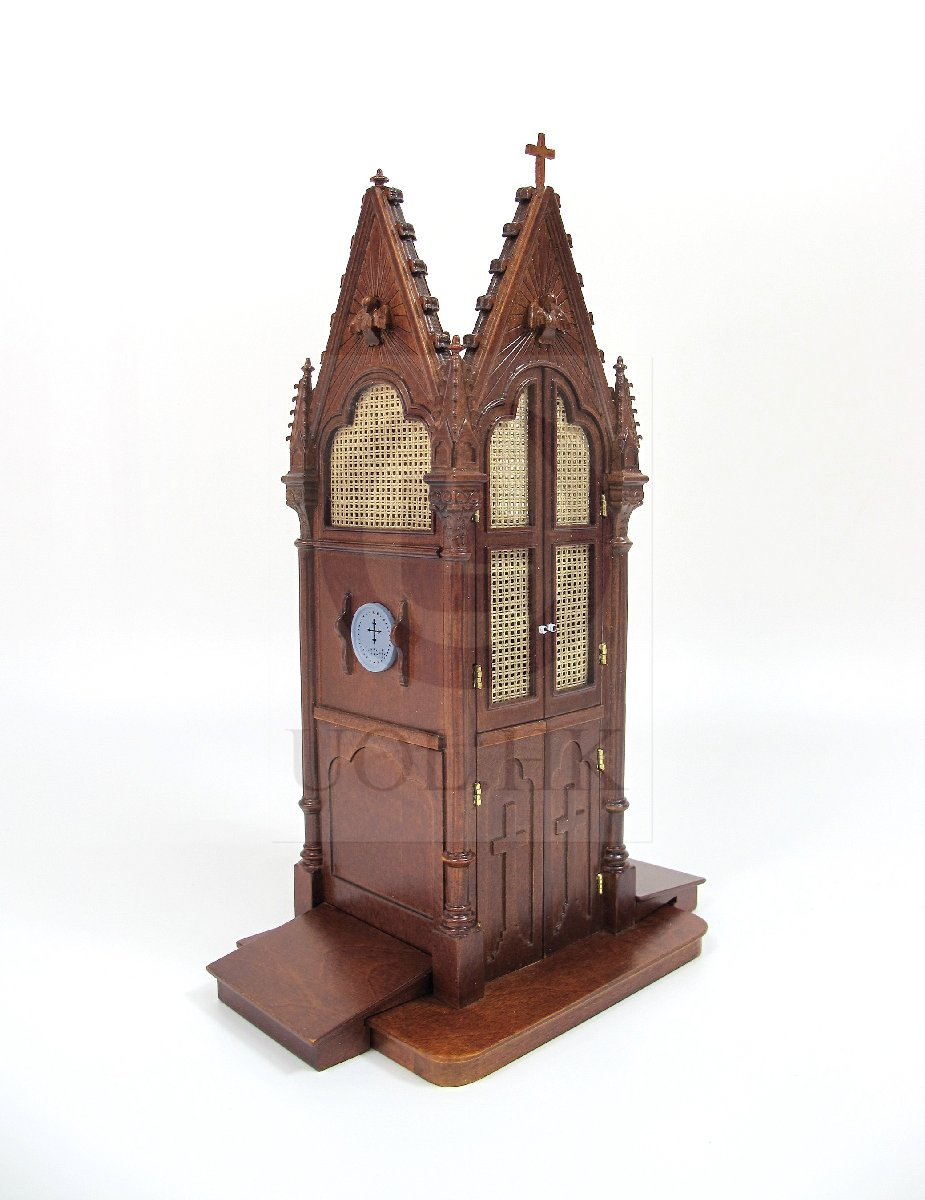 1:12 Scale Church Furniture